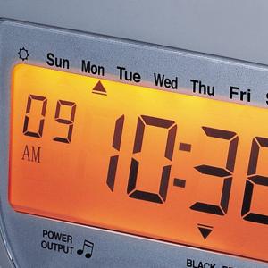 Tikklokken en Tijdstempels